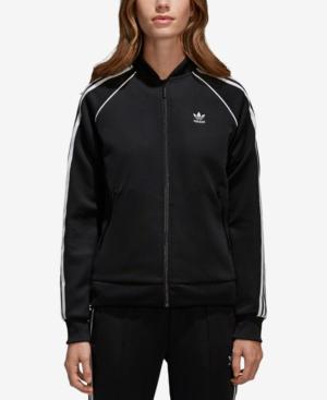 6b00832b4bfe Adidas Originals Women s Originals Superstar Track Jacket