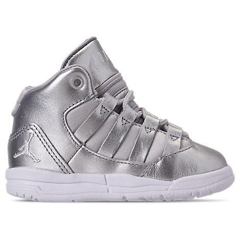 49a1a468e26933 Nike Girls  Toddler Jordan Max Aura Se Basketball Shoes