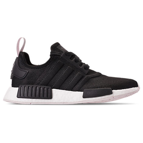 ad72a168b Adidas Originals Women s Nmd R1 Knit Lace Up Sneakers In Black ...