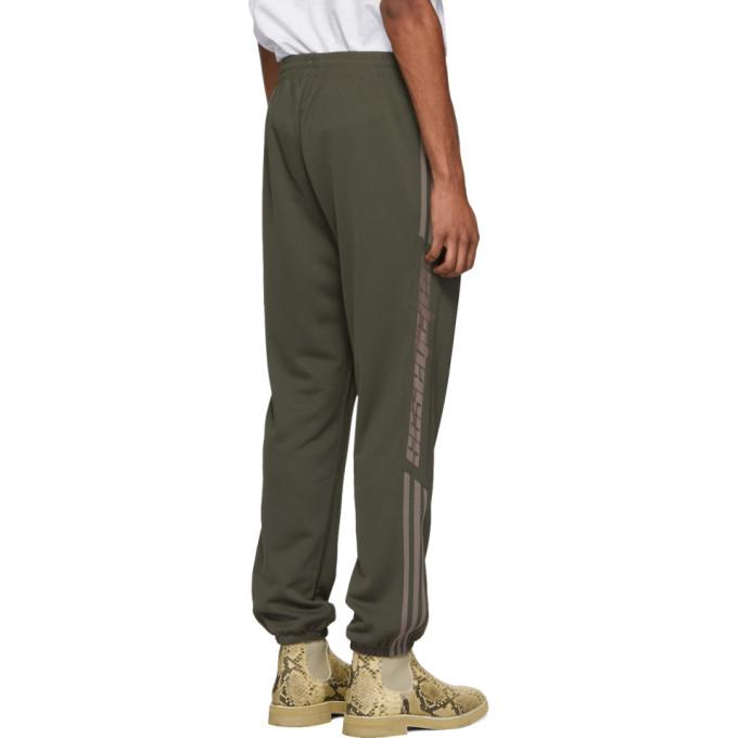 26f1647dace9e Yeezy Calabasas Double Knit Nylon Track Pants In Ptumbe Ptcore ...