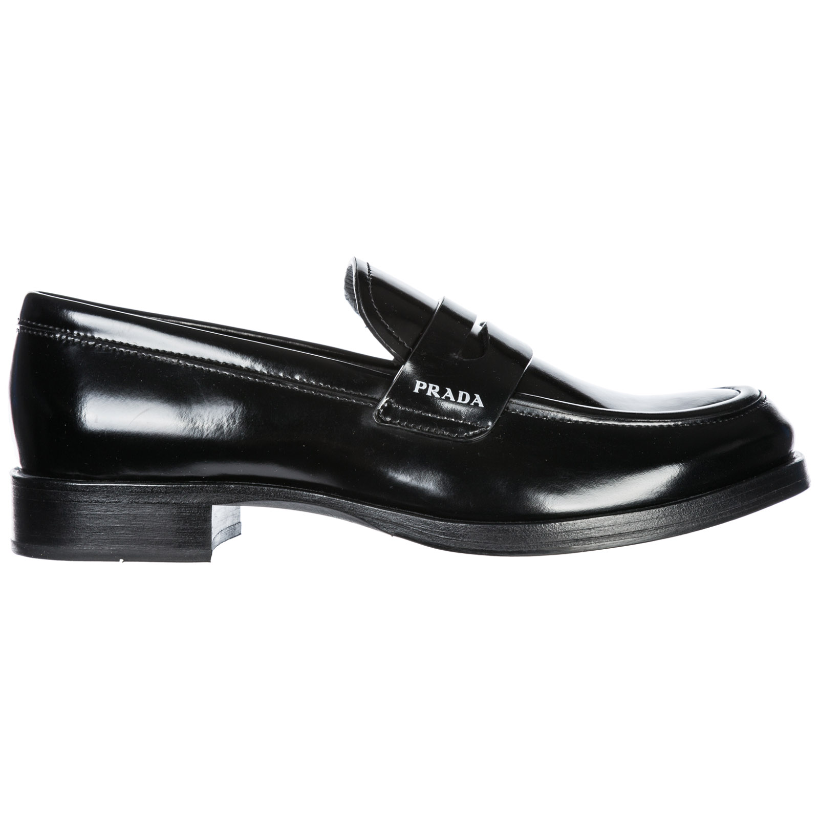 cheap sale new high quality later Women's Leather Loafers Moccasins in Black