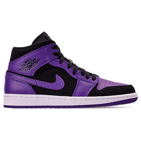 9689b28c3fd Nike Men s Air Jordan 1 Mid Retro Basketball Shoes