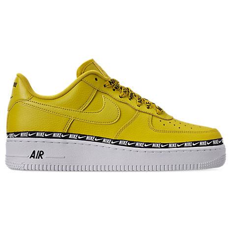 nike air force 1 07 se premium jaune