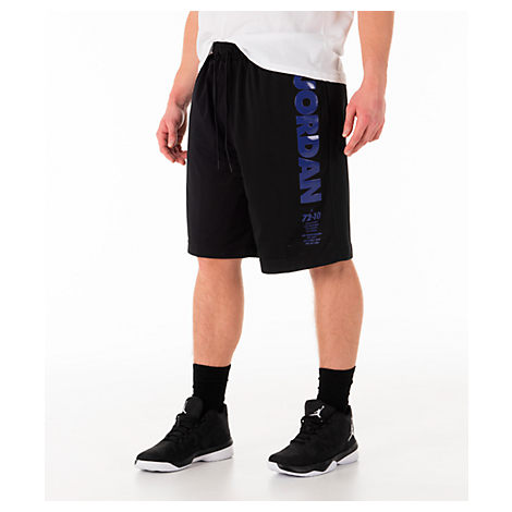 finest selection ef701 e3b9b Nike Men s Jordan Sportswear Legacy Aj11 Shorts, Black