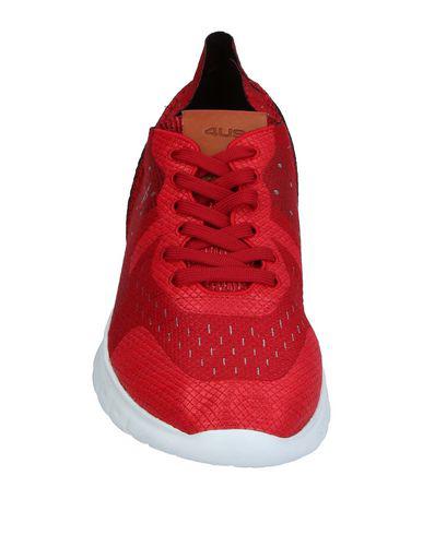 1c525f7c7 Cesare Paciotti 4Us Sneakers In Red   ModeSens