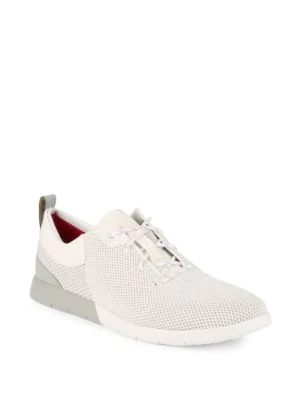 e9778c2d9f6 Feli Hyperweave Lace-Up Sneakers in White