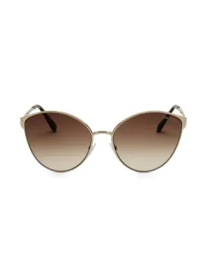 336f98534d62 Tom Ford Zeila 60Mm Cat Eye Sunglasses In Beige