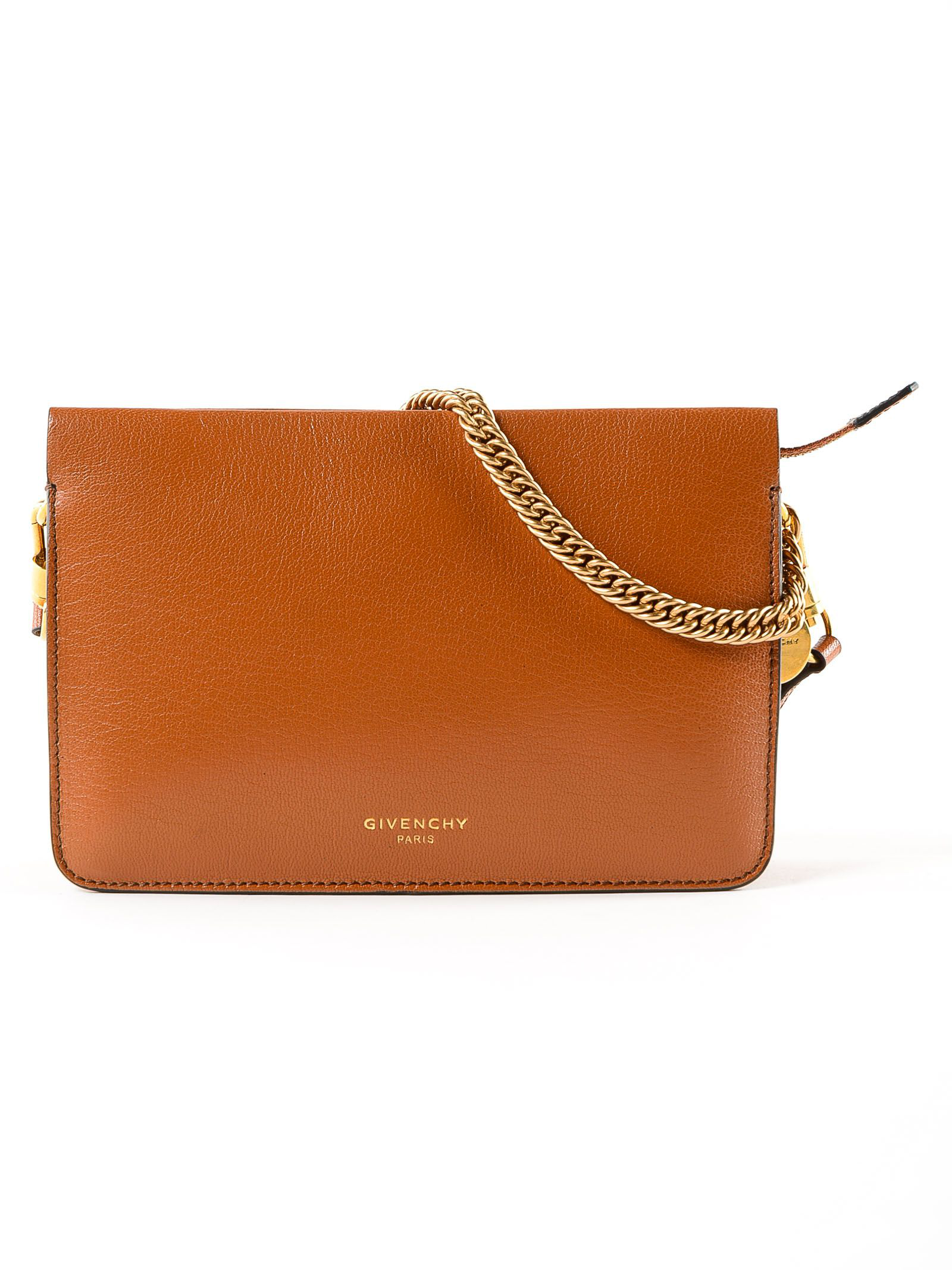 6e1563f9be3c Givenchy Triple Leather Crossbody Bag