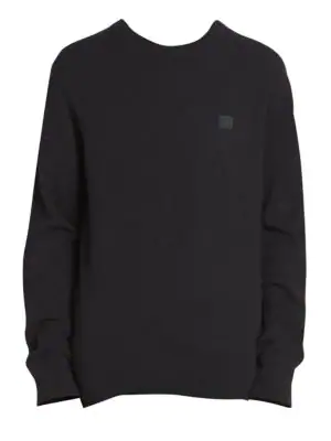 f6a775026 Nalon Wool Sweater - Charcoal