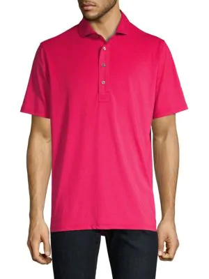 6319f045 Greyson Tala Polo Shirt In Flamingo | ModeSens