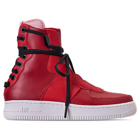 e04f94f5826 Nike Women's Air Force 1 Rebel Xx Casual Shoes, Red | ModeSens