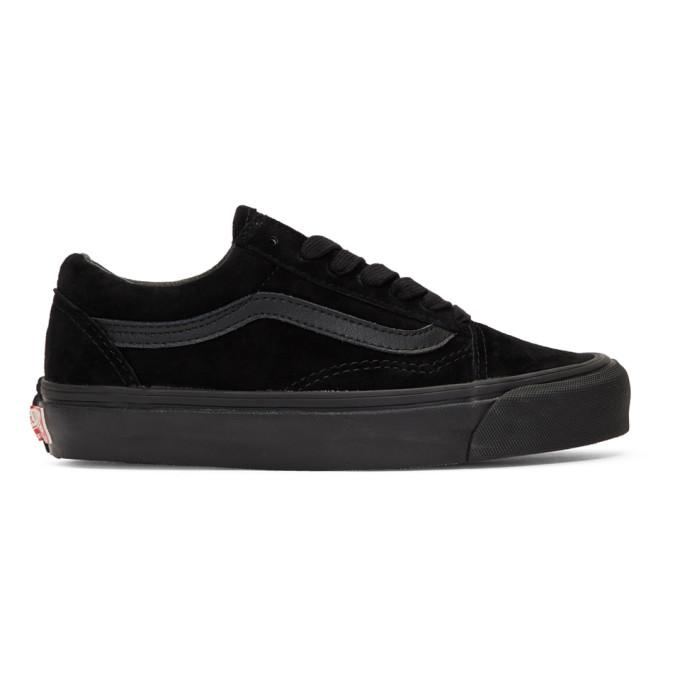 d5e2071f8b Vans Og Old Skool Lx In Black