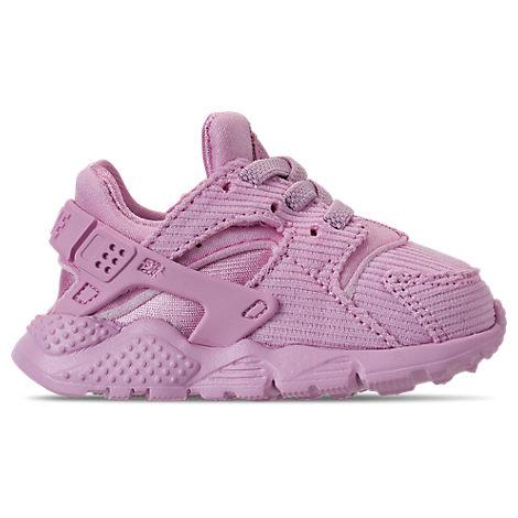ba8e8ad8d9267 Nike Girls  Toddler Huarache Run Premium Casual Shoes