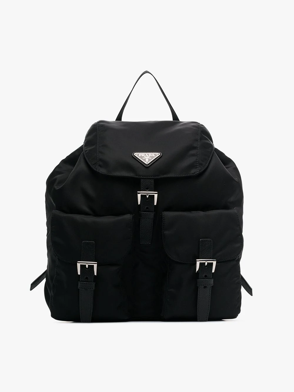 ffda04b4f0540 Prada Vela Large Two-Pocket Backpack