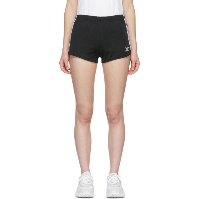 0de557a9 Adidas Originals Women's Originals 3-Stripes Shorts, Black | ModeSens