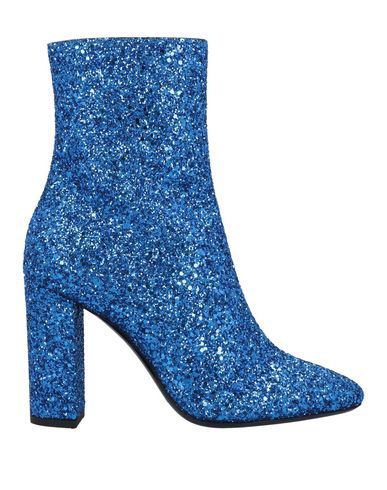 attractivedesigns picked up fashionable and attractive package Ankle Boots in Bright Blue