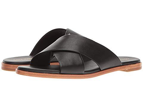 4a18c6beaa8 Cole Haan Anica Grand Crisscross Flat Slide Sandals