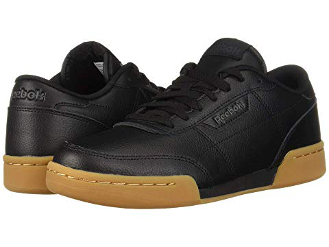 meet 29e79 2e9bb Reebok , Black/Dark Grey Heather Solid Grey/Gum | ModeSens