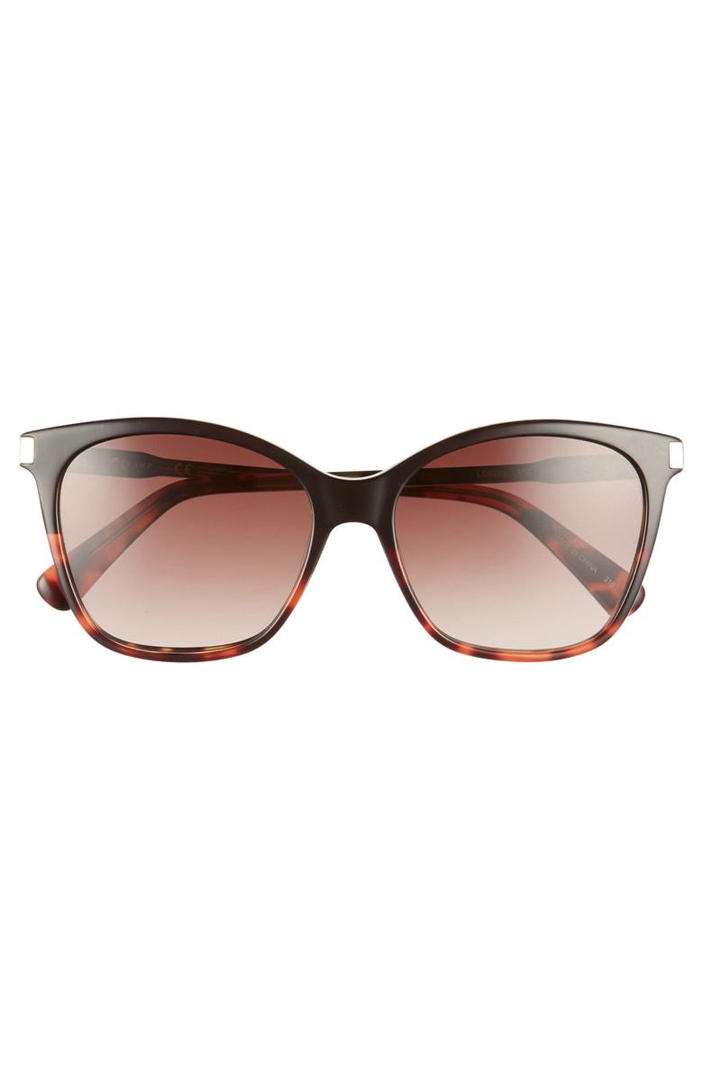 1ca845f37e Longchamp Women S Le Pliage Square Sunglasses