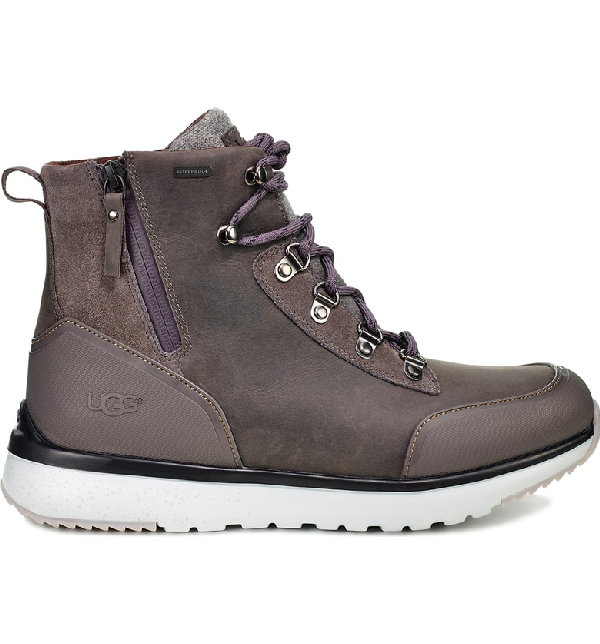 a49db68c683 Caulder Waterproof Boot in Dark Grey