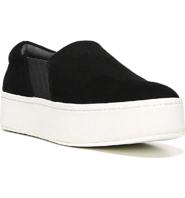 f4519fe141a Vince Warren Suede Platform Skate Sneakers