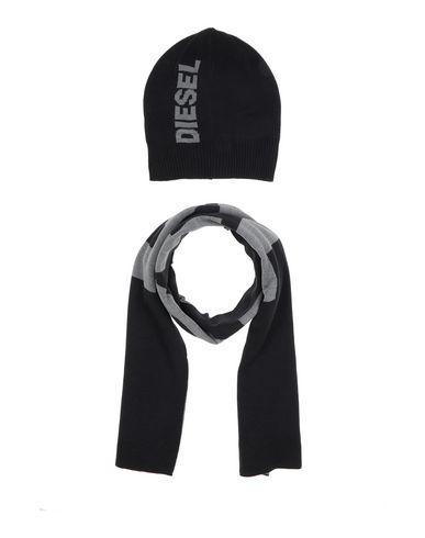 1192c1900f6 Diesel Hats In Black
