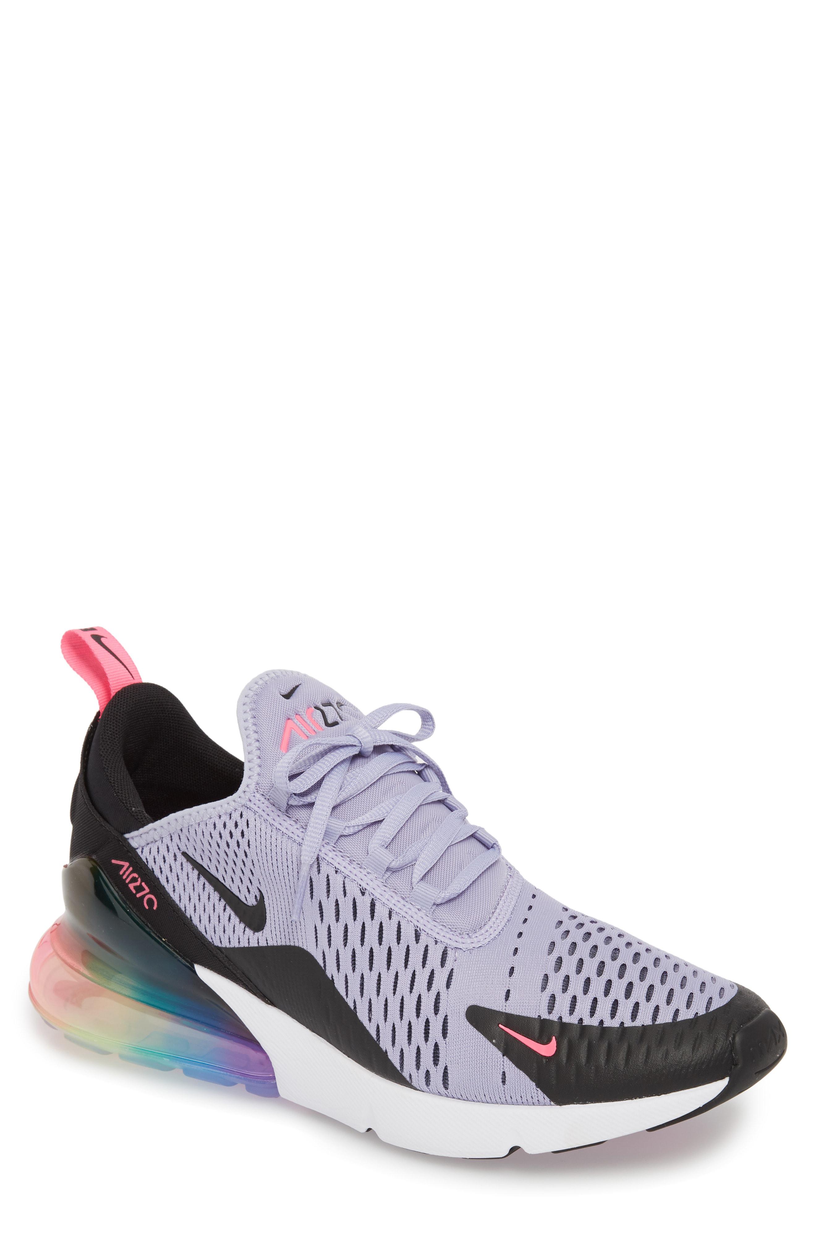 Nike Air Max 270 Betrue Sneaker In Purple Pulse Black Pink Modesens
