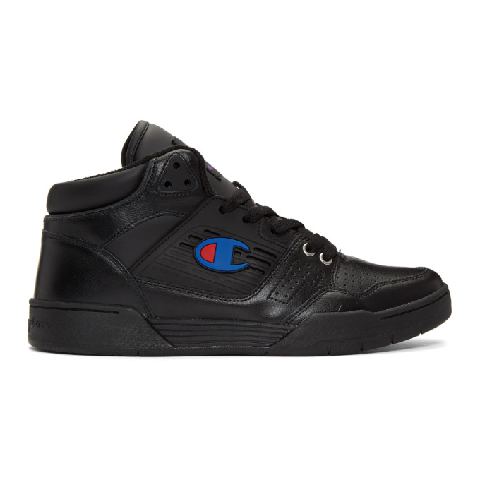 78a52d49262 Champion Reverse Weave Black 3 On 3 Sneakers