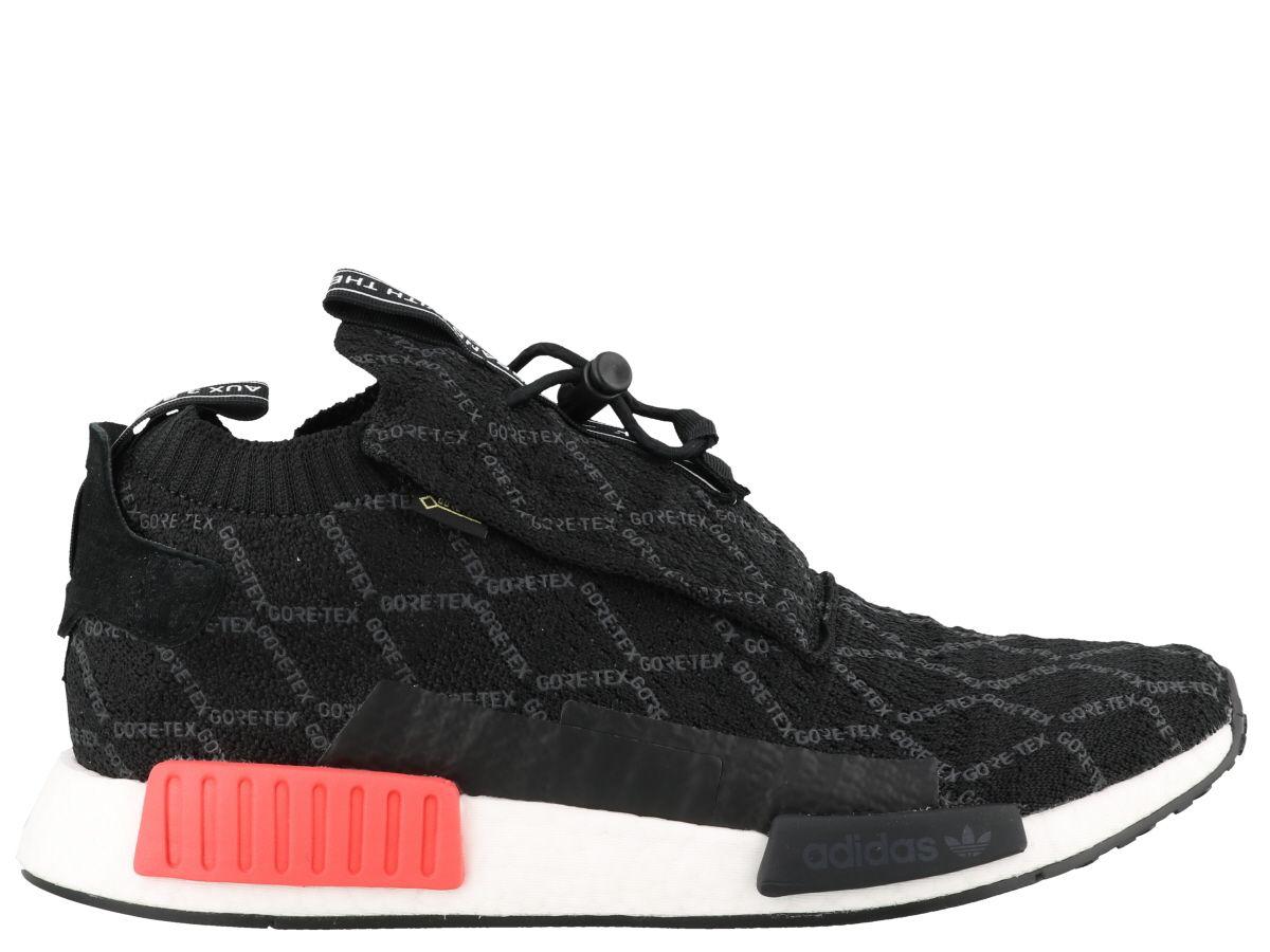 457d36820 Adidas Originals Nmd Ts1 Pk Sneakers In Black