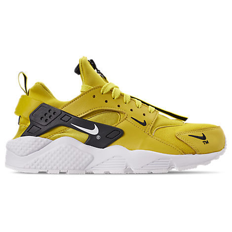 yellow huaraches mens