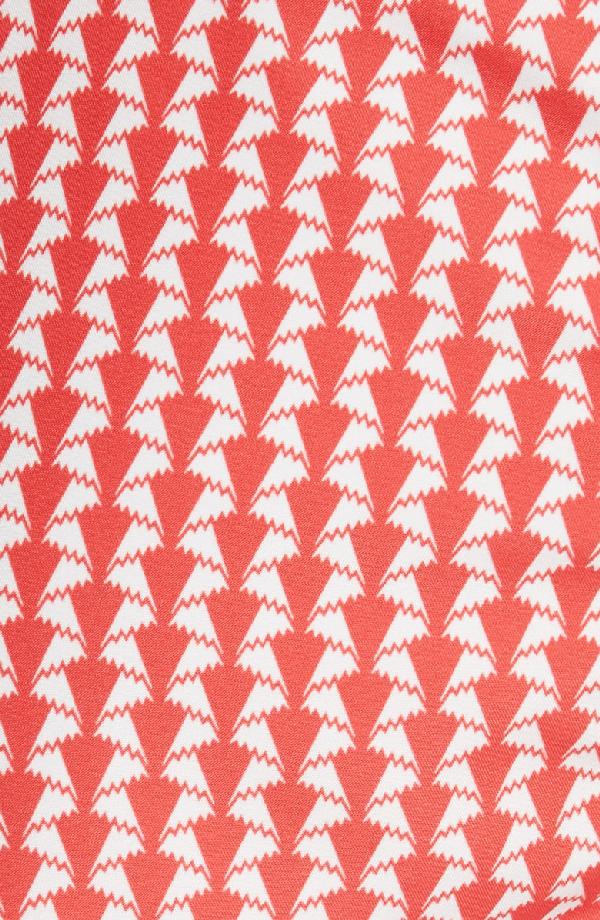 72f8749a94 Onia Charles Paper Fold Print Swim Trunks In Flame   ModeSens