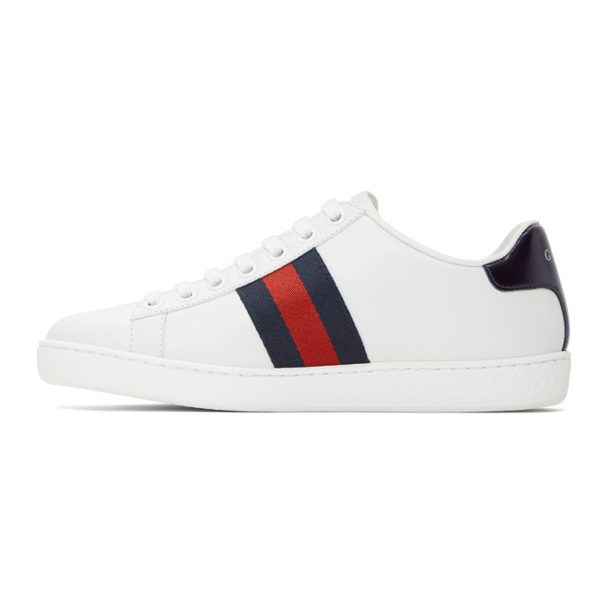 1276ffc2703 Gucci Women s Ace Embroidered Sneaker In 9095 White