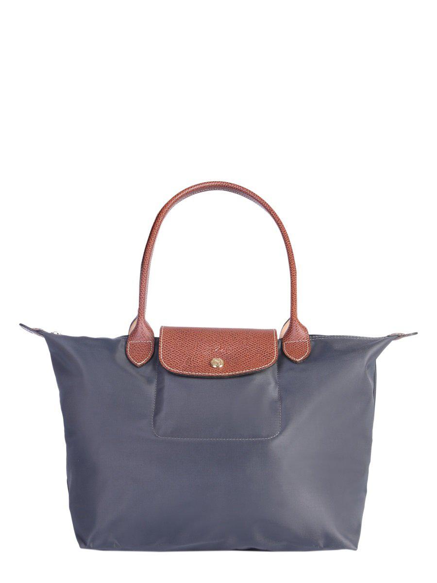 Longchamp Le Pliage S Tote Bag In Grey. CETTIRE 4764f8a2038f2