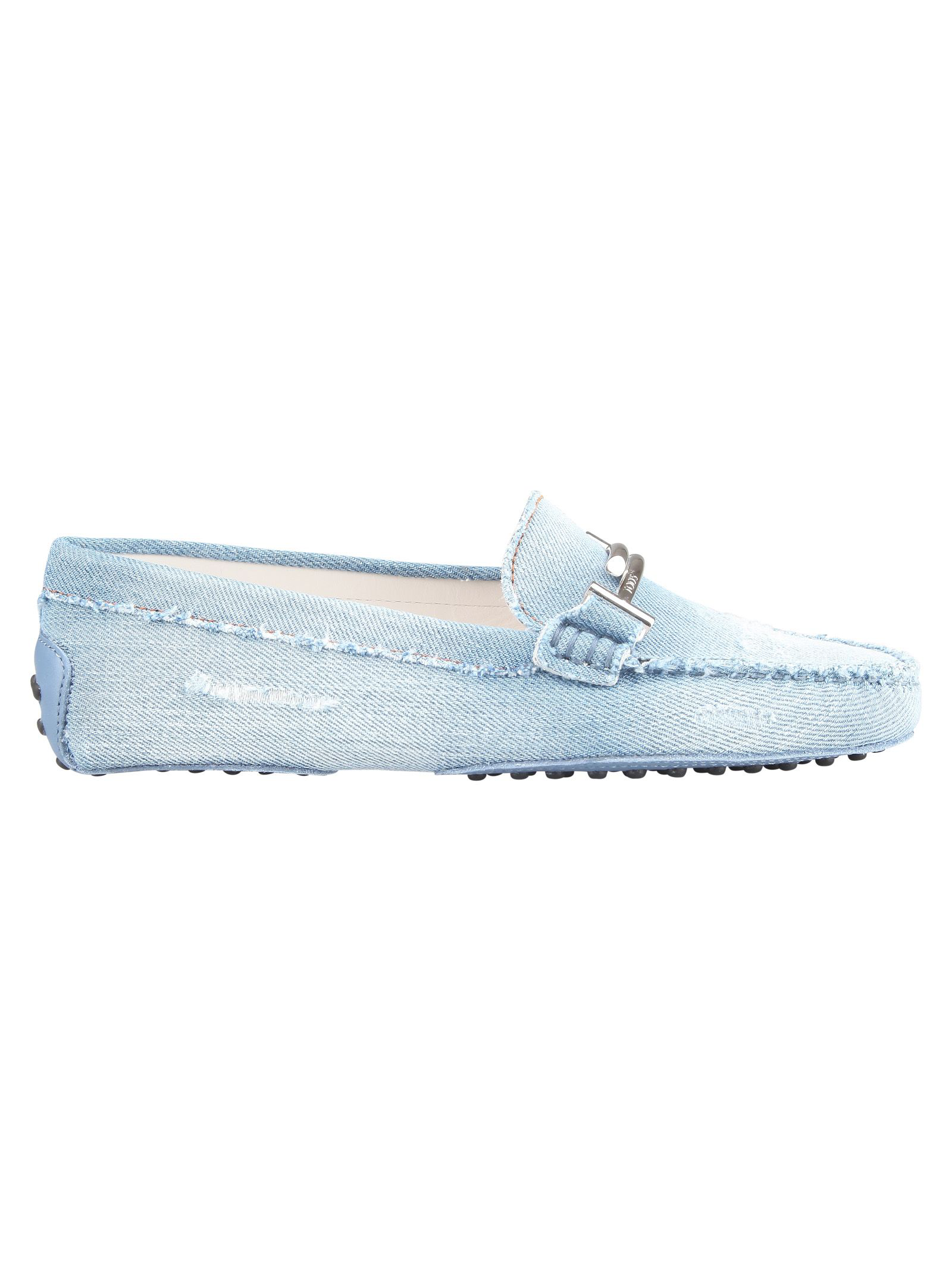 fc737bb19fb Tod s Double T Loafers In 01Ef