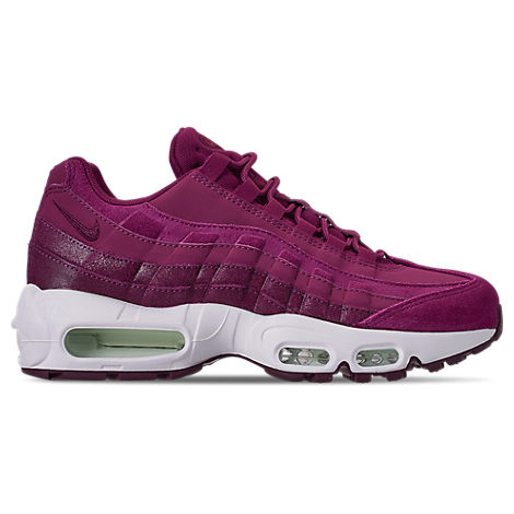 finest selection 460ef 0eeec Nike Women s Air Max 95 Premium Casual Shoes, Purple