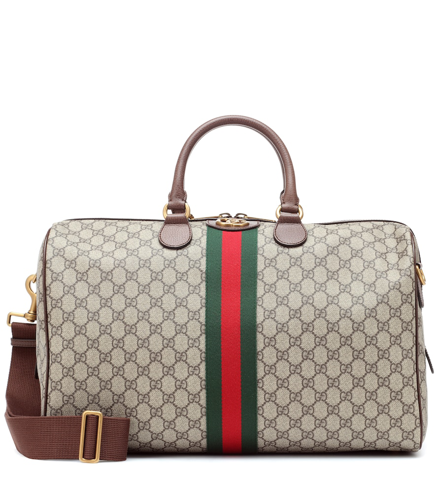 986f348af48f Gucci Ophidia Gg Travel Bag In Beige