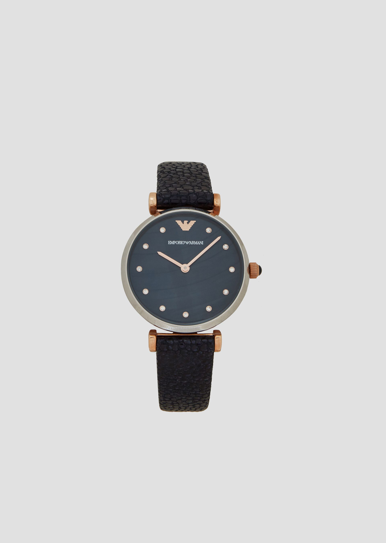armani watch website