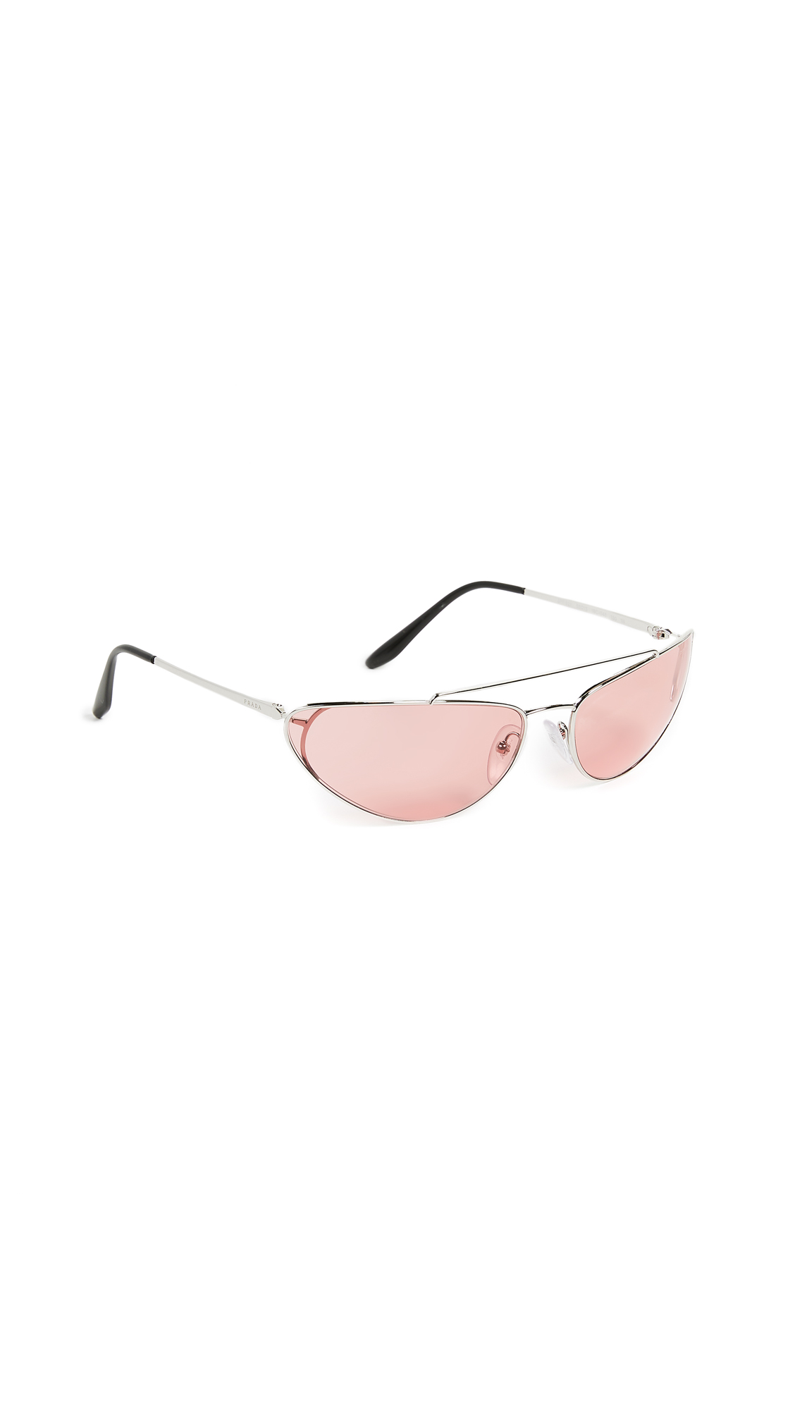 d445a9c926 Prada Pr 62Vs Cat Eye Sunglasses In Pink