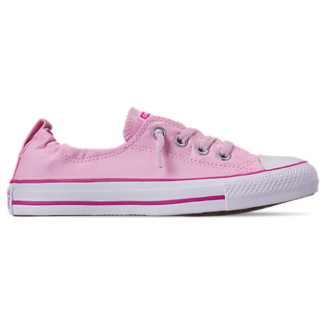 a5a680756eaf Converse Women's Chuck Taylor All Star Shoreline Casual Shoes, Pink. Finish  Line
