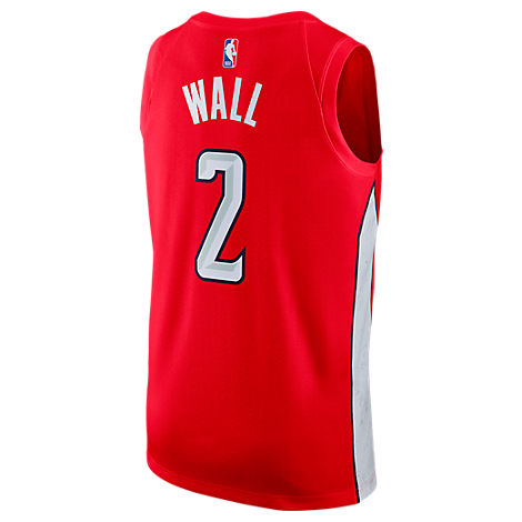b0d0f84ff Nike Men s Washington Wizards Nba John Wall Earned Edition Swingman Jersey