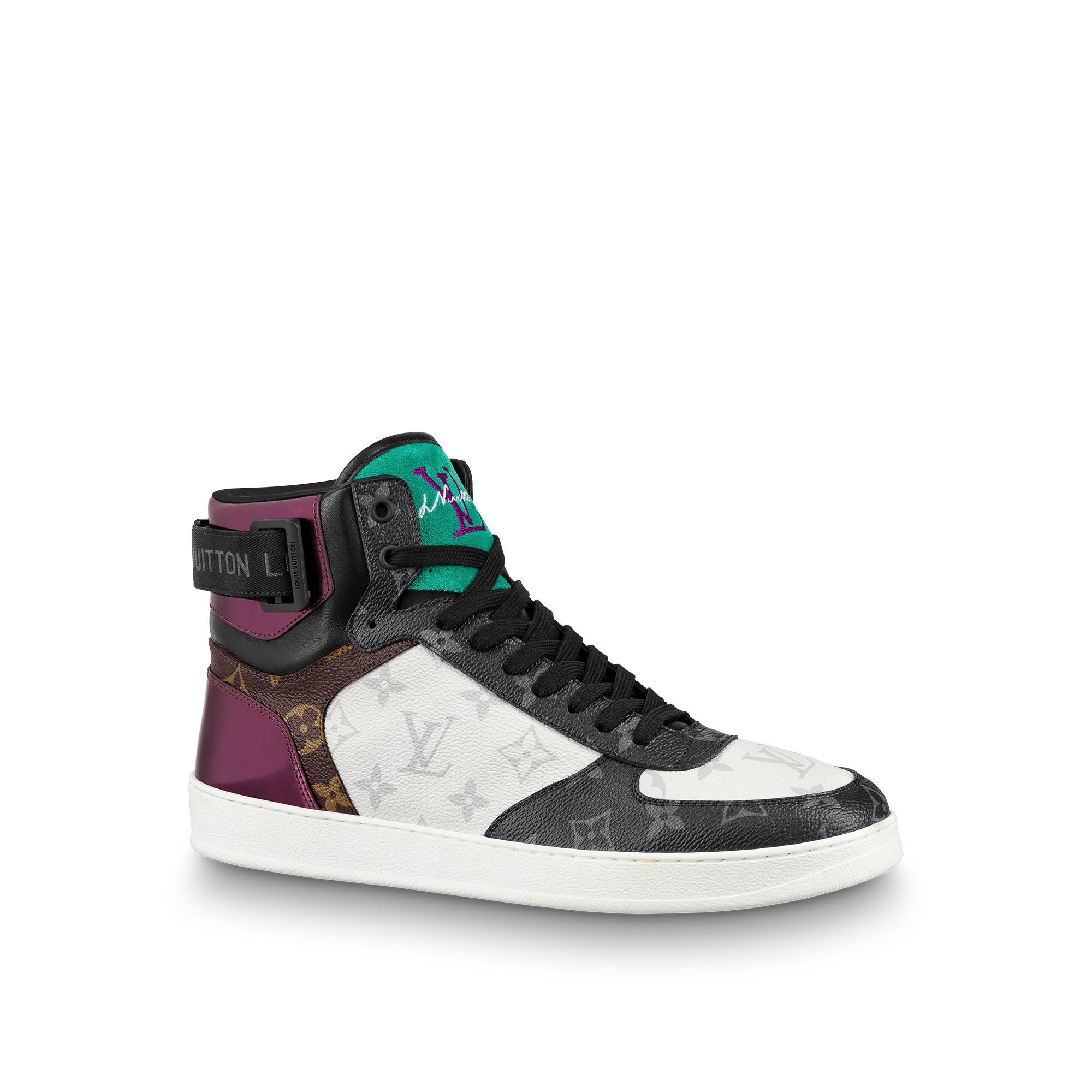 51d16fa7286e Louis Vuitton Rivoli Sneaker Boot