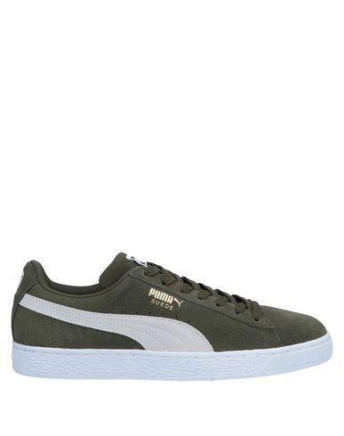 newest e69f1 22174 Sneakers in Dark Green
