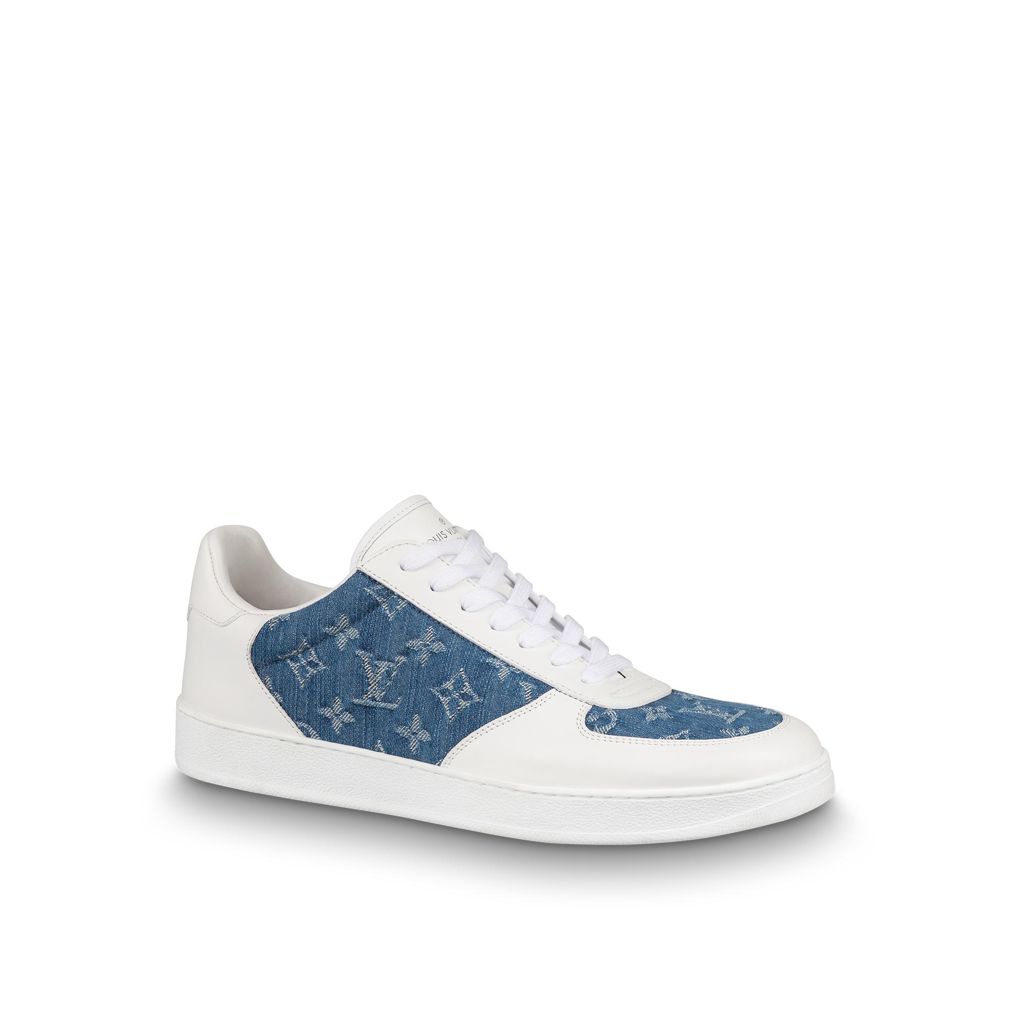 671ceb004b62 Louis Vuitton Rivoli Sneaker