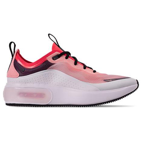 Nike Women S Air Max Dia Low Top Platform Sneakers In Pink Modesens