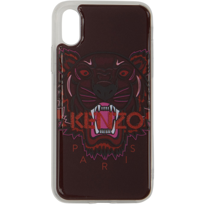 a0182ecea4 Kenzo Pink Tiger Iphone X/Xscase in 33-Pastelpi