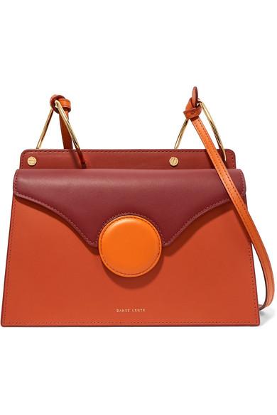 Danse Lente Phoebe Color-Block Leather Shoulder Bag b74f08544b631