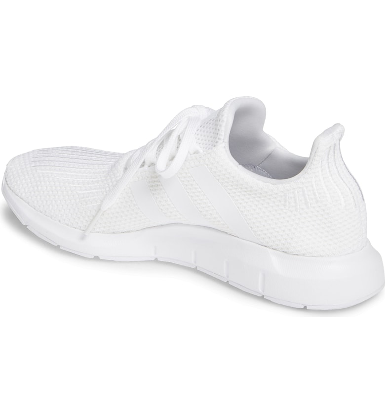 ae0b458c7 Adidas Originals Adidas Men s Swift Run Casual Sneakers From Finish Line In Ftwr  White   Ftwr