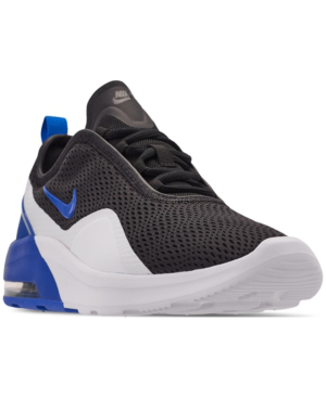 9bca3e0c925a Nike Men s Air Max Motion 2 Casual Sneakers From Finish Line In Black Game  Royal