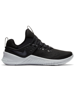 81d7943685dd28 Nike Men s Free Metcon Training Sneakers From Finish Line In Black ...