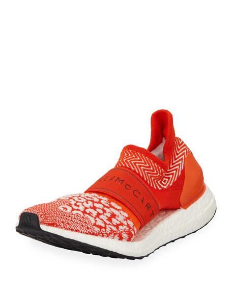 09c04d53aae32 Adidas By Stella Mccartney Ultraboost X 3D Sneakers In Orange Pattern